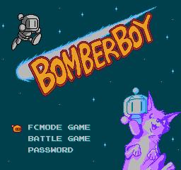 Bomber Boy